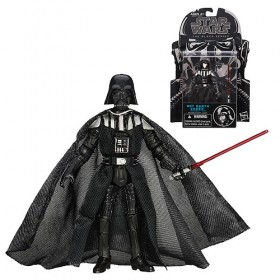 Star Wars The Black Series #07 Darth Vader (Dagobah Test)